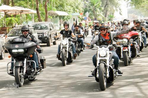 "Dàn xế ""khủng"" sắp độ bộ Vietnam Bike Week 2016"