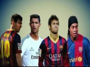 Bóng đá - Với Ronaldinho, Messi vẫn là cầu thủ xuất sắc nhất