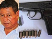 An ninh Xã hội - Vụ bắn chết chủ tiệm vàng: Trung tá Campuchia sẽ bị xử lý theo luật VN