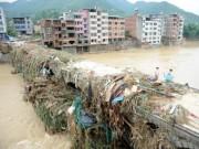 Thế giới - Siêu bão khiến 83 người chết, TQ sa thải 3 quan chức