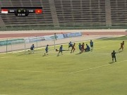 Bóng đá - U16 Việt Nam - U16 Singapore: Sức mạnh khó cưỡng
