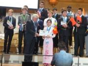 Giáo dục - du học - Việt Nam giành 5 huy chương Olympic Vật lý quốc tế