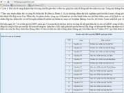 Giáo dục - du học - Bộ GD-ĐT cảnh báo: Thí sinh mất tài khoản vì website giả mạo