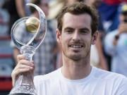 Thể thao - Tennis 24/7: Vì Olympic, Murray từ bỏ Rogers Cup