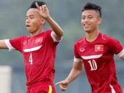 """Bóng đá - Chơi bùng nổ, U16 Việt Nam nhận """"quà"""" bất ngờ"""