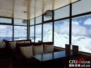 Du lịch - Bên trong quán café cao nhất thế giới