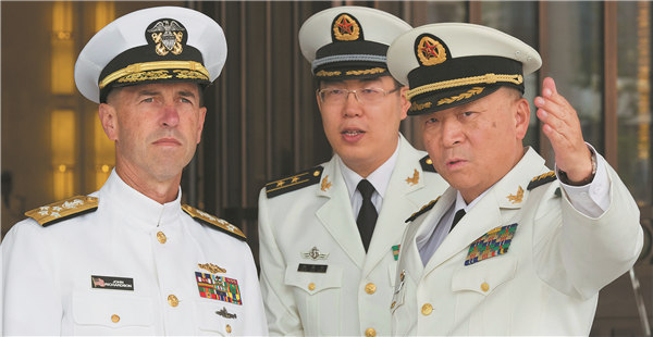TQ ngang ngược tuyên bố tiếp tục xây dựng ở Biển Đông - 1