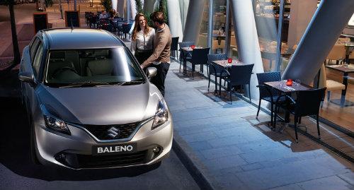 Suzuki Baleno 2016 giá 400 triệu đồng hợp với vợ chồng trẻ