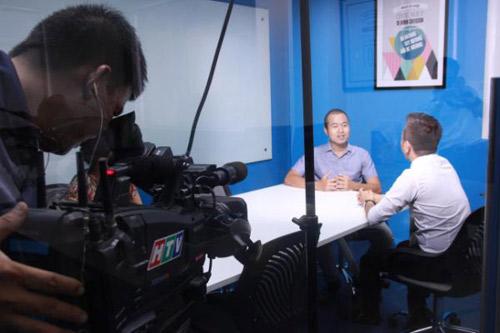 Gặp gỡ chàng giám đốc trẻ đạt Huy chương vàng ICT Vietnam 2016 - 3