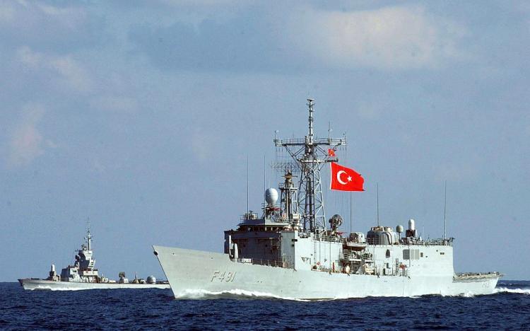14 tàu chiến của Hải quân Thổ Nhĩ Kỳ mất tích bí ẩn