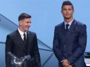 Bóng đá - Cầu thủ hay nhất châu Âu: Messi khó đấu lại Ronaldo