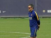 Bóng đá - Barca: Messi không về, chỉ 10 cầu thủ hội quân