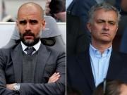 Bóng đá - Manchester có Mou và Pep làm cả thế giới ghen tị