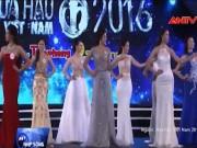 Video An ninh - Lộ diện 18 cô gái đẹp nhất Hoa hậu VN khu vực phía Bắc
