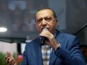 Thế giới - Câu nói giúp máy bay Tổng thống Thổ khỏi bị bắn tan