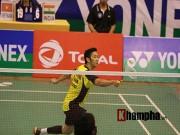Thể thao - Tiến Minh bỏ cuộc ở vòng đầu giải cầu lông quốc tế 2016