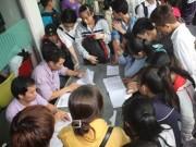 Giáo dục - du học - Điểm chuẩn trường top giữa giảm?