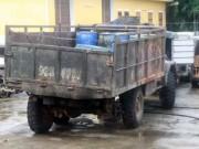 Tin tức trong ngày - Ô tô tải thiếu bánh sau tông chết thiếu úy công an