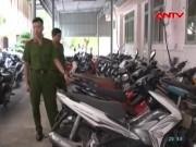 Video An ninh - Phát hiện gần 300 xe máy trộm cướp trong tiệm cầm đồ