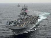 Thế giới - Mỹ tiếp tục hoạt động ở Biển Đông, mặc Trung Quốc