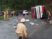 Tin tức trong ngày - Tài xế gây tai nạn thảm khốc trên đèo Prenn đã tử vong