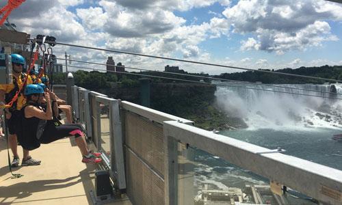 Du lịch mạo hiểm ở thác nước hùng vĩ nhất thế giới - 3
