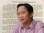 Tin tức trong ngày - Hậu Giang chủ động xin ông Trịnh Xuân Thanh