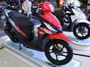 Xe máy - Xe đạp - Suzuki Address tại Việt Nam bị lỗi phải triệu hồi