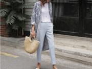 Thời trang - Áo khoác chiffon – chất xúc tác cho mọi phong cách mùa hè