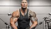 """Người hùng """"The Rock"""" ăn 7 bữa, 5kg thịt/ngày"""