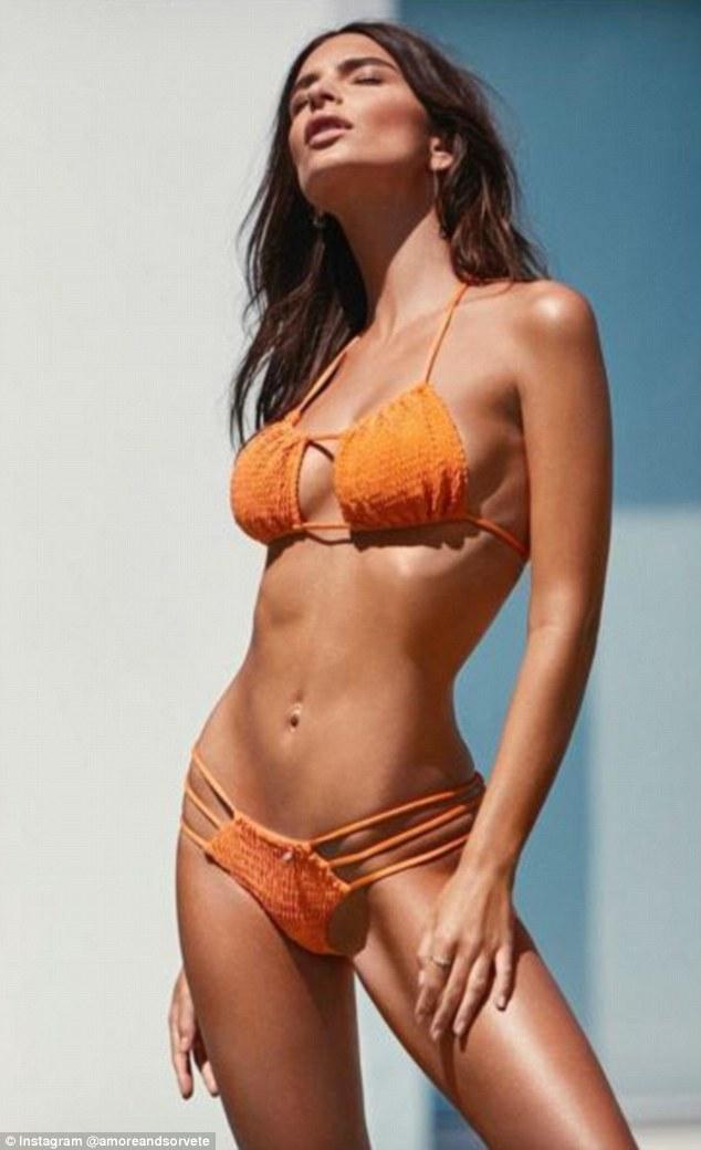 """""""Mỹ nhân sexy nhất 2014"""" đẹp hút hồn quảng cáo bikini"""