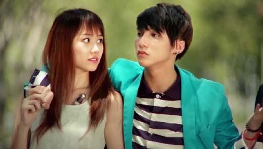 Video phim: Hari Won hôn và muốn có con với Sơn Tùng