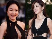 Phim - Mỹ nhân Hàn táo bạo trên thảm đỏ LHP quốc tế