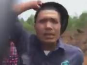 Tin tức trong ngày - Bảo vệ nhà máy xử lý chất thải Phú Hà đánh phóng viên