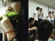 Bạn trẻ - Cuộc sống - Bắt nhân viên ăn sống mướp đắng vì không đạt chỉ tiêu