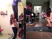 """Video Clip Cười - Cái kết cay đắng của các thanh niên """"nghịch dại"""""""