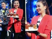 Thời trang - Thanh Hằng tươi rói đón sinh nhật cùng Vietnam's Next Top