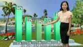 Dự báo thời tiết VTV 22/7: Miền Bắc tiếp tục oi nóng