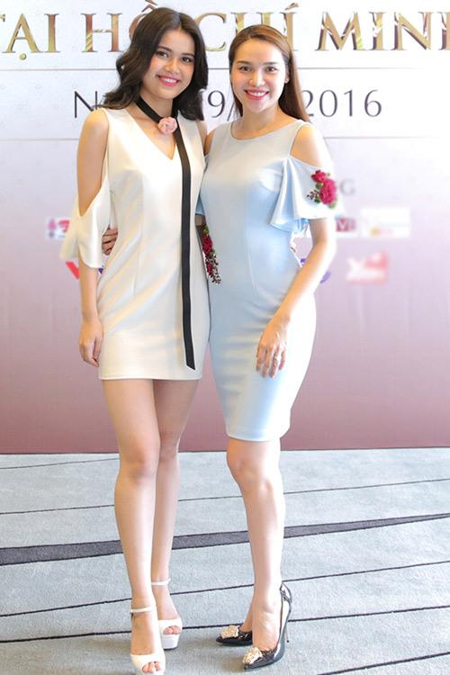 2 em gái hoa, á hậu gây chú ý ở đấu trường sắc đẹp VN - 7