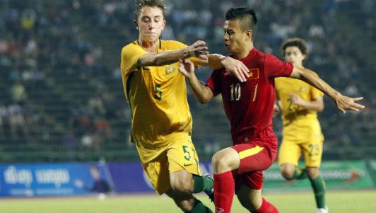 """Khắc Khiêm U16 Việt Nam: Hứa hẹn là """"số 10"""" tiềm năng"""
