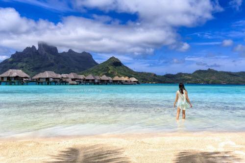 Bí mật ngạc nhiên về thiên đường nhiệt đới Bora Bora - 2