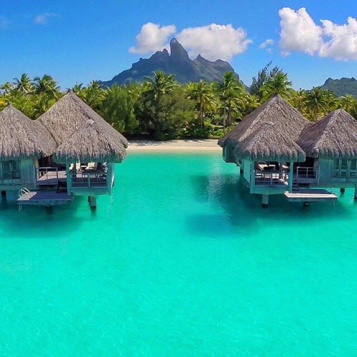 Bí mật ngạc nhiên về thiên đường nhiệt đới Bora Bora - 3