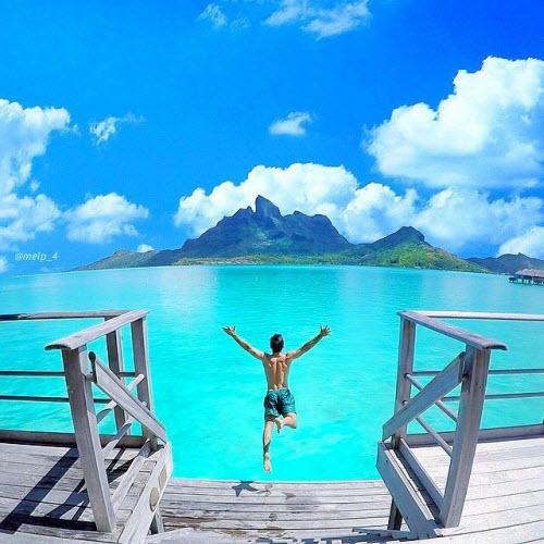 Bí mật ngạc nhiên về thiên đường nhiệt đới Bora Bora - 5