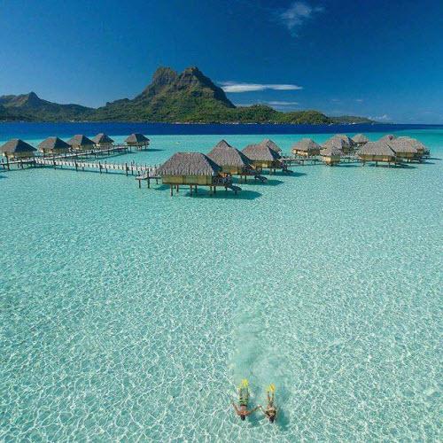 Bí mật ngạc nhiên về thiên đường nhiệt đới Bora Bora - 8
