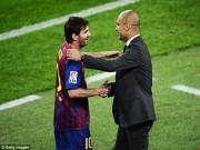 Bóng đá - Pep Guardiola thừa nhận với fan nhí khó mang Messi về với 'Man xanh'