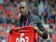 Bóng đá - 'Tia chớp' Usain Bolt tha thiết muốn làm học trò của Mourinho tại M.U