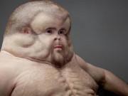 """Phi thường - kỳ quặc - Con người trông ra sao nếu """"tiến hóa"""" chịu được xe đâm?"""