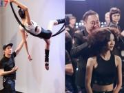 Thời trang - Loạt ảnh hậu trường gây tò mò tại Vietnam's Next Top