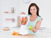 Làm đẹp - Tự chế sinh tố rau quả để giảm cân nhanh trong ngày hè