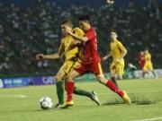 Bóng đá - U16 Việt Nam - U16 Úc: Mưa bàn thắng và những giọt nước mắt